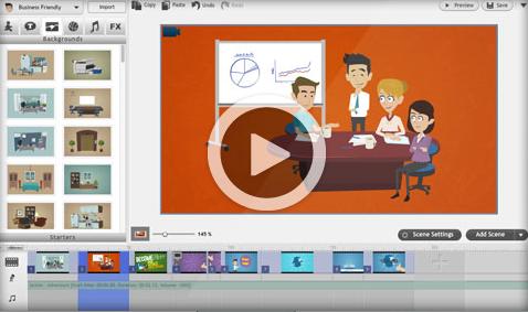 8 Herramientas Básicas Para el Profesor Creativo¿Te gustaría hacer vídeos para tus clases pero no tienes tiempo, ni recursos, ni conocimientos? GoAnimate te permite hacerlo.