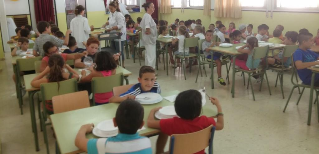 Aula Matinal y Comedor Escolar