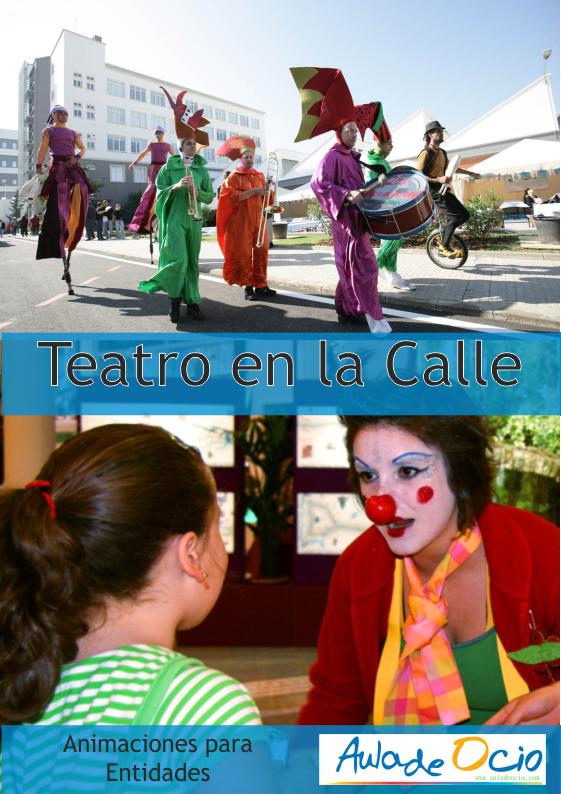 teatro en la calle