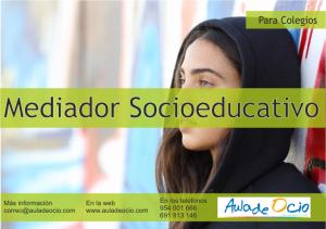 mediador socioeducativo. Plan P.R.O.A.