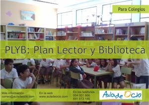 Plan PLYB. Proyecto Lector y Bibliotecas