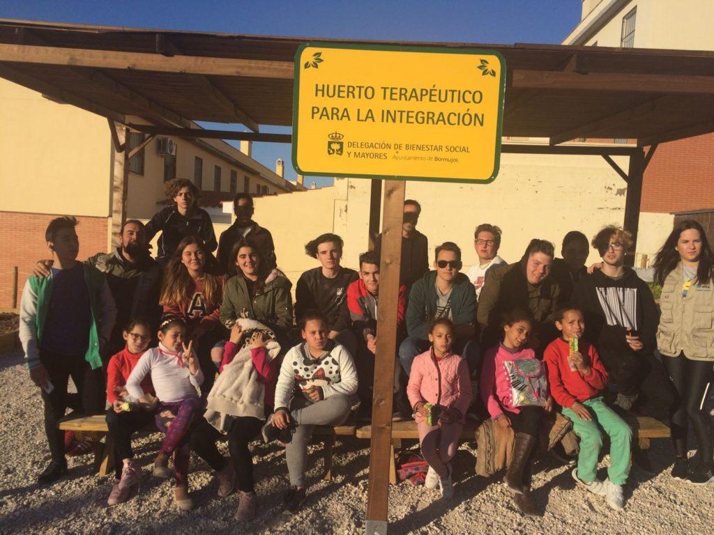 Huertos Terapéuticos y de Integración Rehabilitar, Integrar, Enseñar... Espacios multifuncionales para Ayuntamientos y Centros Educativos...