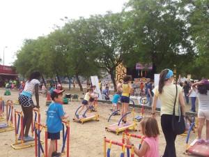 Zona Infantil Carreras Populares