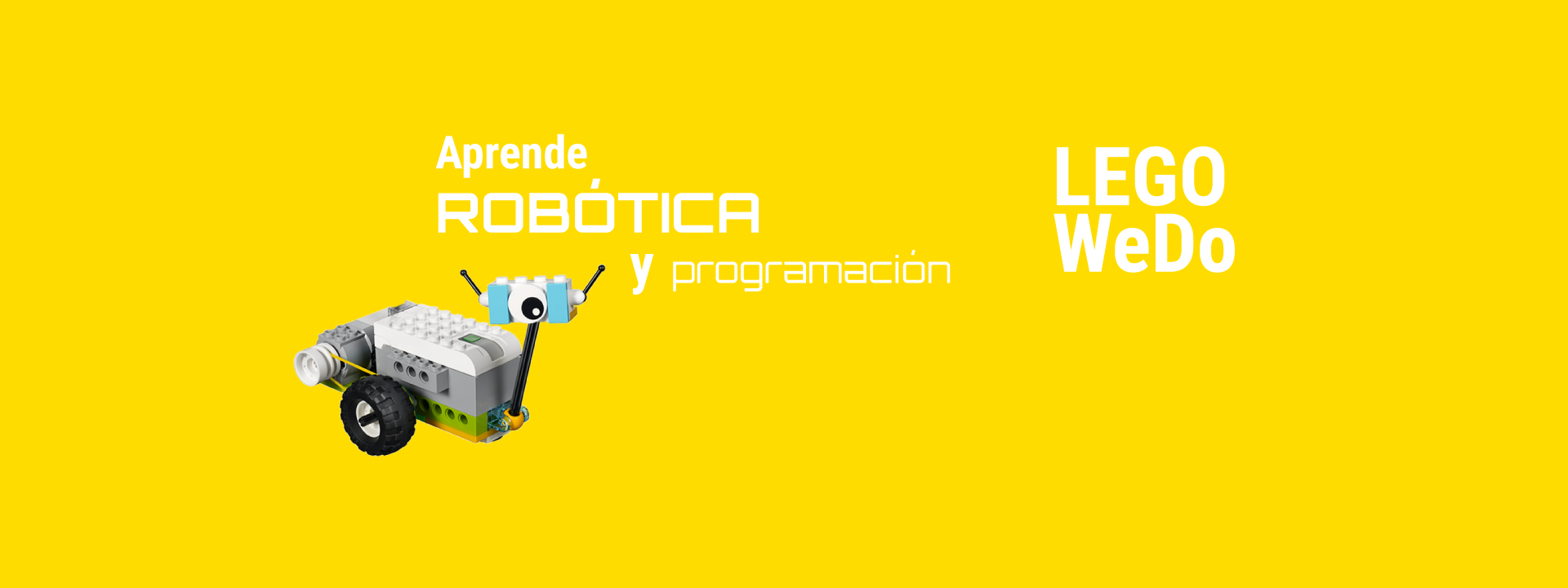 Curso de robótica y programación